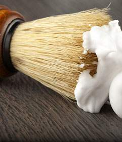 The Humble Shaving Brush