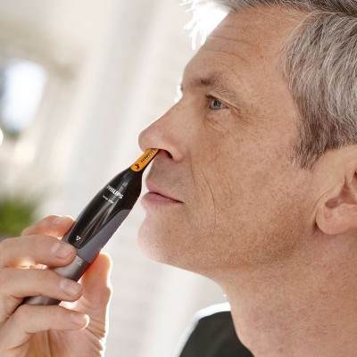 How to safely remove nose and ear hair