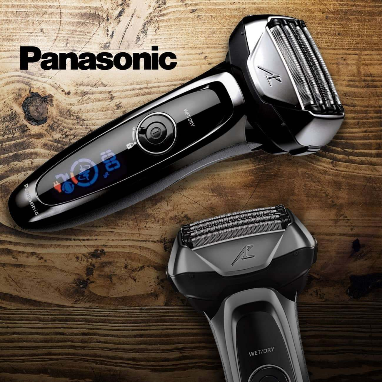 Panasonic LV65 and LV95 wet & dry 5-blade