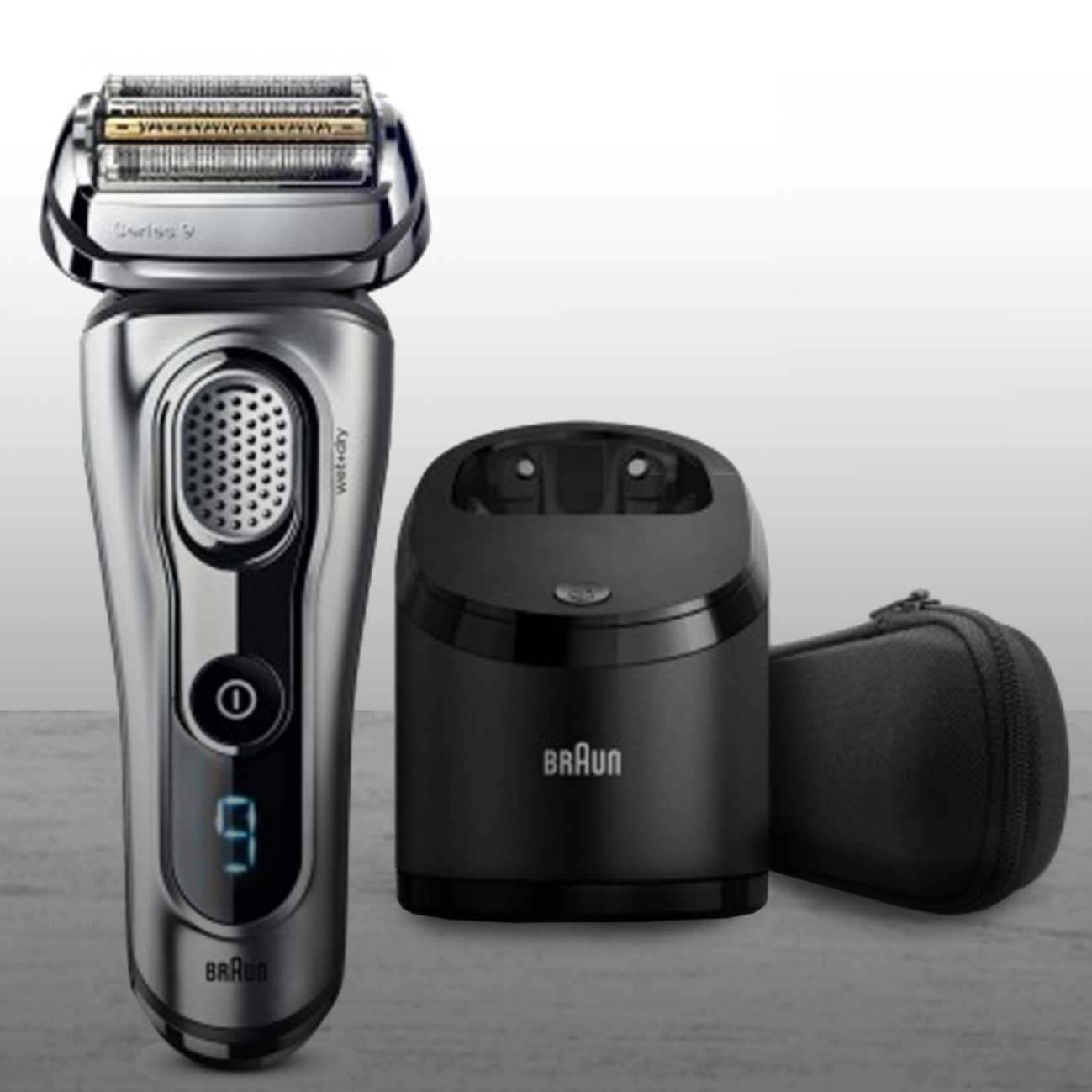 Self-cleaning vs manual cleaning electric shavers