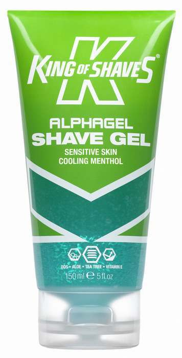 Click to view product details and reviews for King Of Shaves 2ks 118252 Alphagel Sensitive Skin Cooling Menthol.