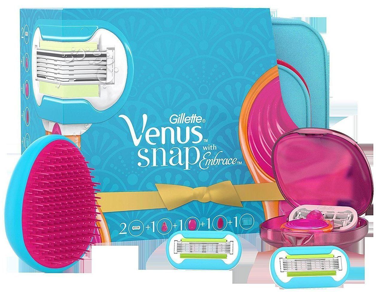 Gillette 81628607 Venus Snap Gift Set