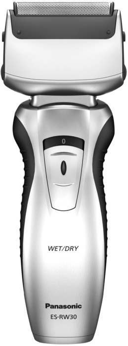 Depilation Devices Panasonic ES-RW30 Wet and Dry Twin-Blade Rechargeable Men's Electric