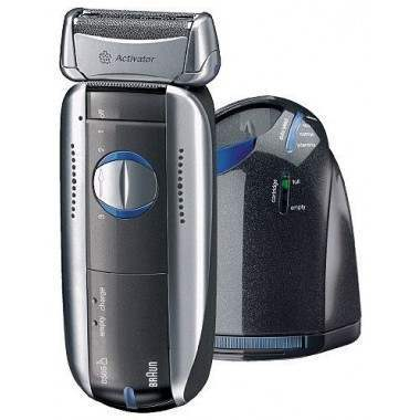 Braun 8585 Activator Men's Electric Shaver