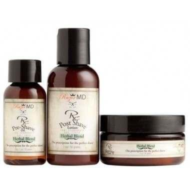 Razor MD 2720 Herbal Blend Travel Trio Travel Kit