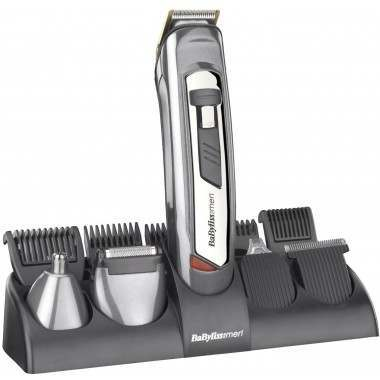 BaByliss 7235U 10-in-1 Titanium Grooming Kit