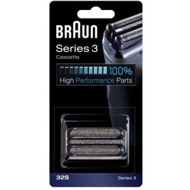 Braun 32S  Cassette Foil & Cutter Pack