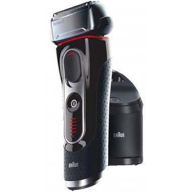 Braun 5090cc Series 5 with Clean & Renew System Premium Men's Electric Shaver