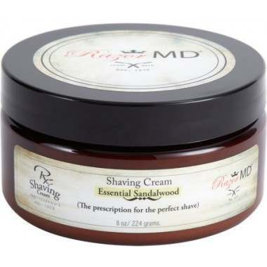 Razor MD 2701 Essential Sandalwood Shaving Cream