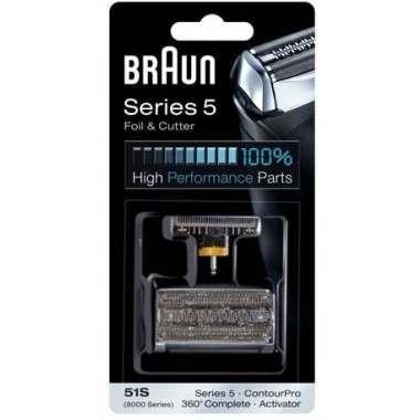 Braun 51S Foil & Cutter Pack