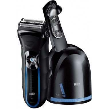 Braun 350cc-4 Series 3 with Clean & Renew System Men's Electric Shaver