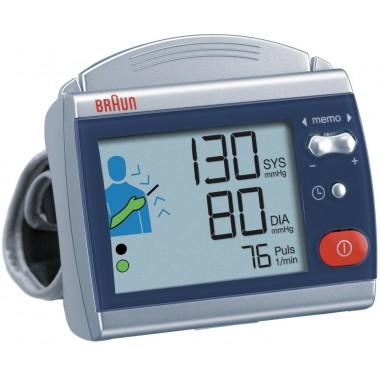 Braun BP3560 SensorControl EasyClick Pro Blood Pressure Monitor