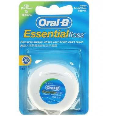 Oral-B Essential Mint 50m Dental Floss