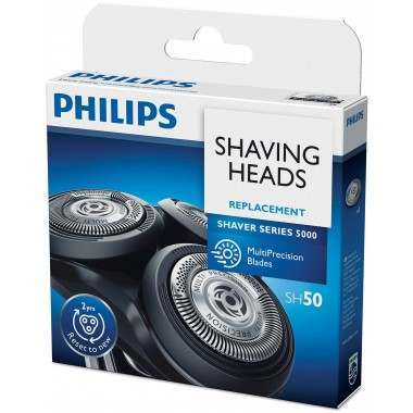 Philips SH50/50 5000 Series 3 x Rotary Cutting Head
