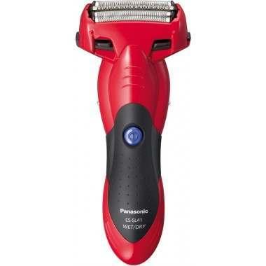 panasonic es sl41 r511 red 3 blade men 39 s electric shaver. Black Bedroom Furniture Sets. Home Design Ideas