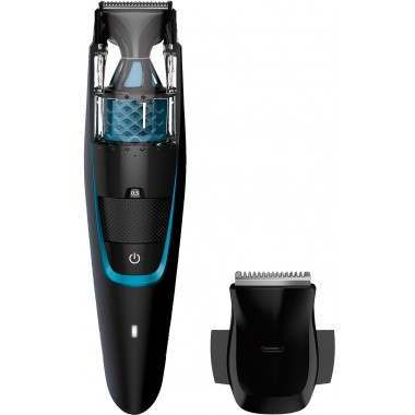 philips bt7202 13 dual sided vacuum beard trimmer. Black Bedroom Furniture Sets. Home Design Ideas
