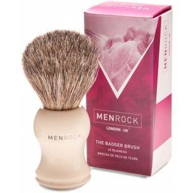 Men Rock MRBSB The Badger Brush Shaving Brush