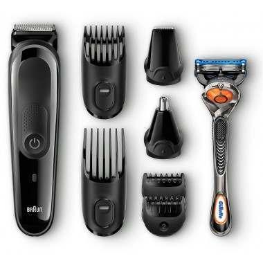 Braun MGK3060 Beard & Hair Trimmer Grooming Kit