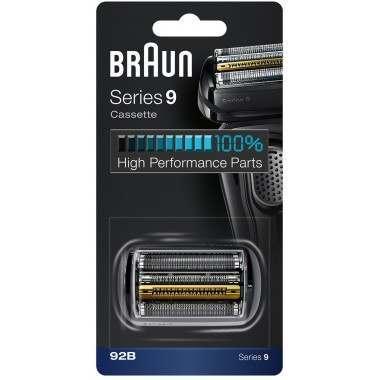 Braun 92B Series 9 Cassette Foil & Cutter Pack