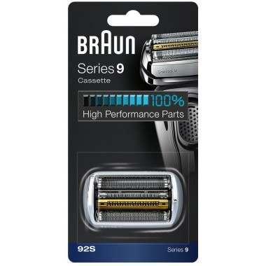 Braun 92S Series 9 Cassette Foil & Cutter Pack