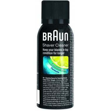 Braun SC8000 Shaver Cleaning & Lubricating Spray
