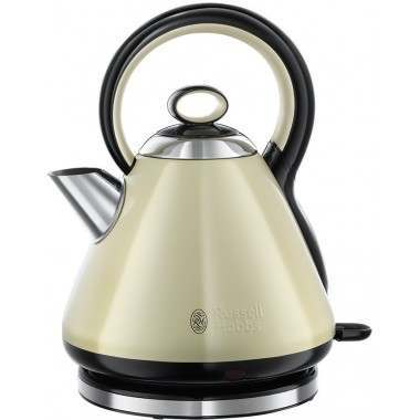 Russell Hobbs 21882 Legacy 3000 Watts Cream Kettle
