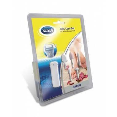 Scholl DRSP3859SET Express Pedicure Nail Care Kit