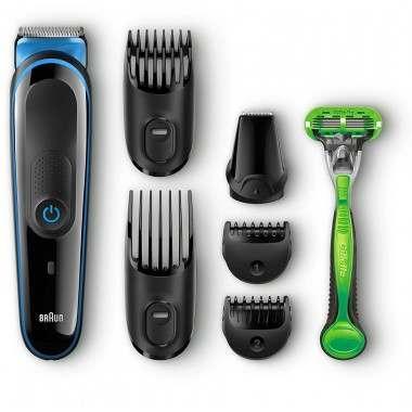 Braun MGK3040 7 in 1 Grooming Kit