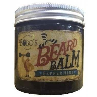 Bobo's Peppermint Beard Balm