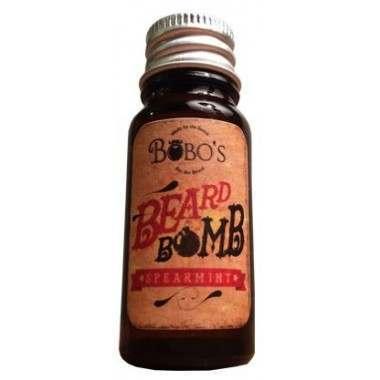 Bobo's Spearmint Little Beard Bomb Beard Oil