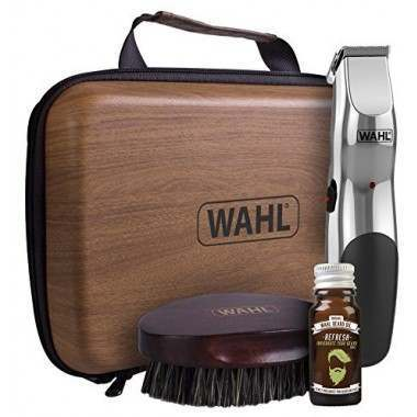 Wahl 9916-802 Rechargeable Beard Grooming Kit