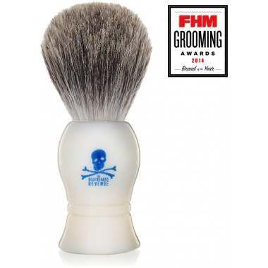 The Bluebeards Revenge BBRBADGER Pure Badger Shaving Brush