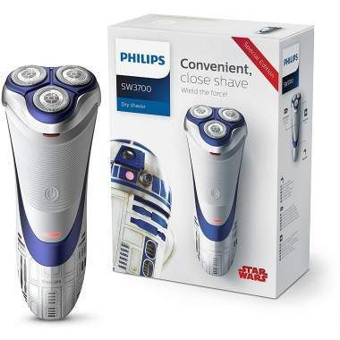 Philips SW3700/07 Star Wars Special Edition Men's Electric Shaver