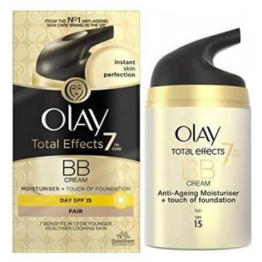 Olay 81695126 Total Effects BB 50ml Fair Moisturiser