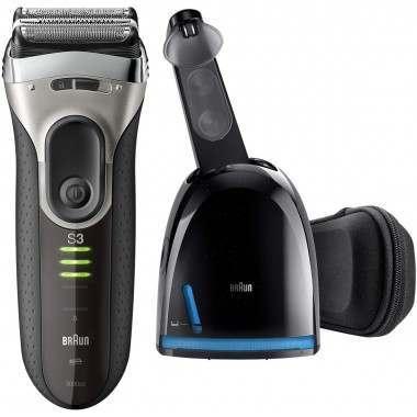 Braun 3090cc Series 3 Men's Electric Shaver
