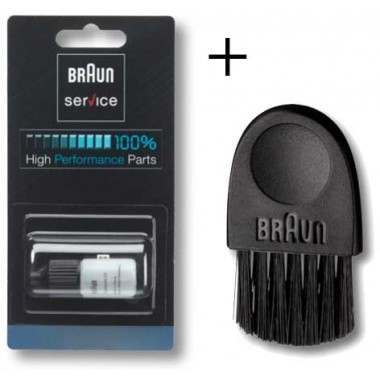 Braun KIT1 Shaver Head Maintenance Kit