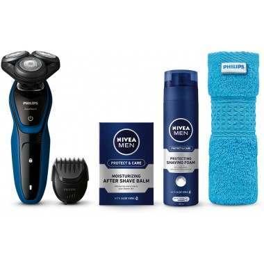 Philips S5073/62 AquaTouch Men's Electric Shaver