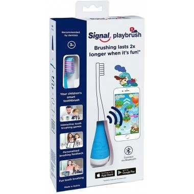 Playbrush Blue Toothbrush