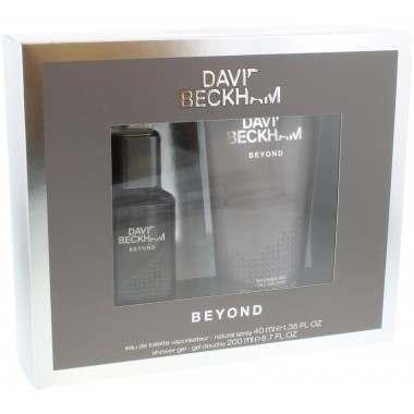 David Beckham GSFGDAV028 Beyond Eau de Toilette & Shower Gel Gift Set