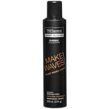 TRESemme TOTRE627 Runway Collection - Make Waves 300ml Hair Spray