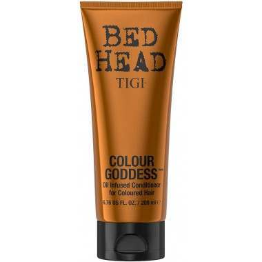 TIGI TOTIG164 Bed Head Colour Goddess Oil Infused 200ml Conditioner