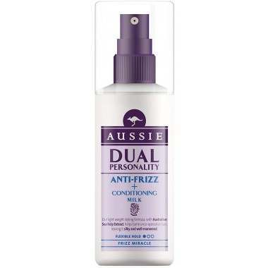Aussie TOAUS127  Dual Personality Anti Frizz and Milk Conditioner