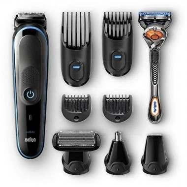 Braun MGK5080 9-in-1 Grooming Kit