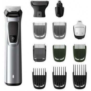 Philips MG7715/33 13 in 1 Face, Hair And Body Grooming Kit
