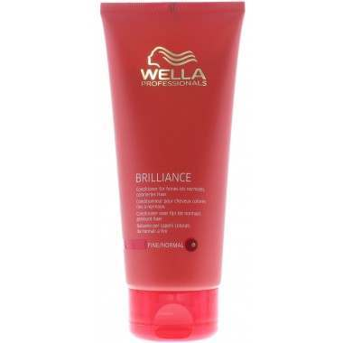 Wella TOWEL381 Professional 200ml Brilliance Conditioner