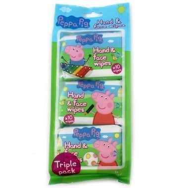 Peppa Pig TOWIP041 Hand & Face Baby Wipes