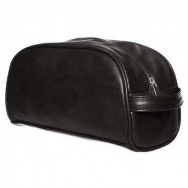 Monza SJA42056 Large Black Wash Bag