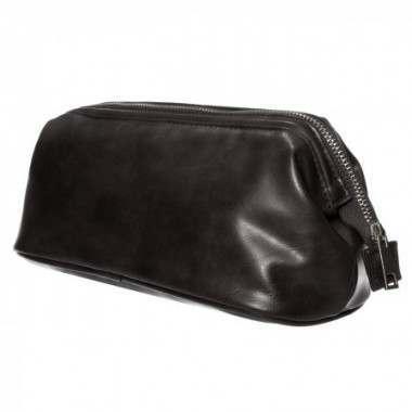 Monza SJA42058 Classic Black Wash Bag