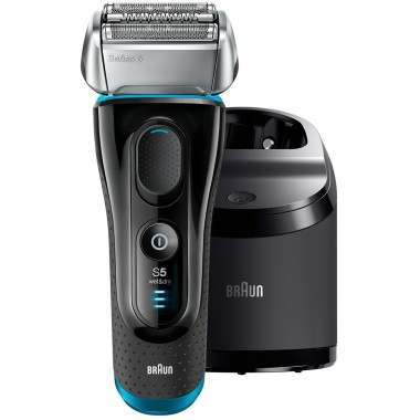 Braun 5190cc Series 5 Wet & Dry Men's Electric Shaver