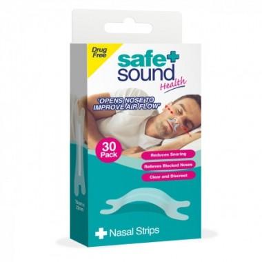 Safe + Sound SA4073 30 Pack Nasal Strips